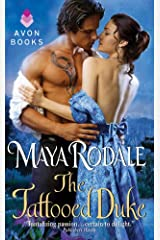 The Tattooed Duke (Writing Girls Book 3) Kindle Edition