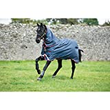 Horseware Amigo Bravo 12 Plus Turn Out Medium 250g Navy 81