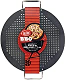 TableCraft BBQP18M BBQ Round Pizza Grilling Tray