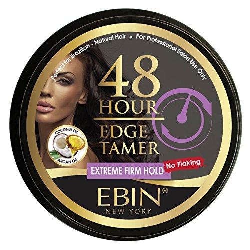 [EBIN NEW YORK] 48 HOUR EDGE TAMER EXTREME FIRM HOLD CONTROL 3.38OZ/100mL