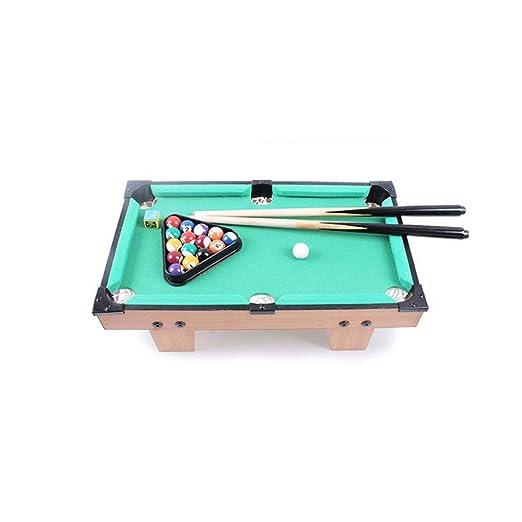 Xiao Jian- Juguetes - Mesa de Billar Mesa de Billar Mini para ...