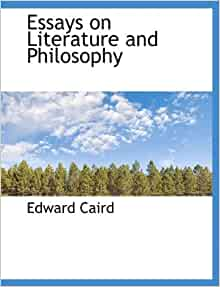 philosophy of literature essays