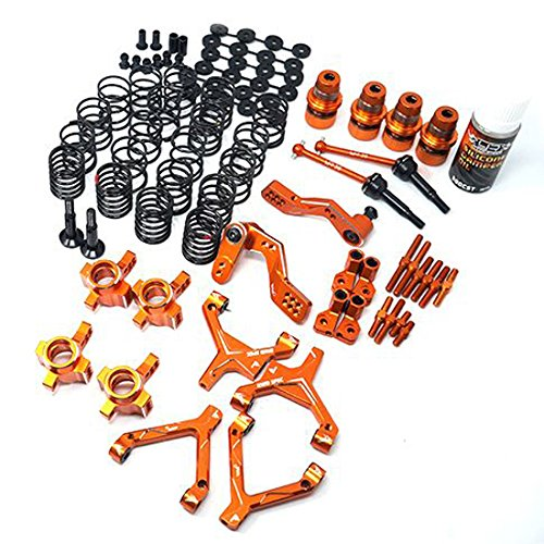Yeah Racing RWD Drift Conversion Kit for HPI Sprint 2 Orange #SPT2-S04OR