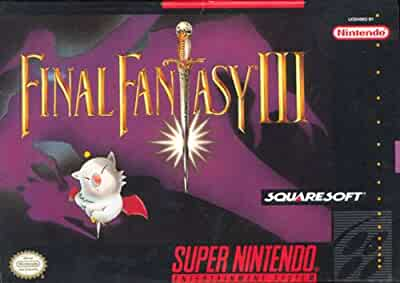 Amazon.com: Final Fantasy III: Video Games