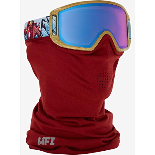 Anon Youth Relapse Jr Goggles, Ironman/Blue Amber, One Size