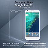 Cassiey Google Pixel Xl 5.5 Inches Amazing Pro+ 0.3 Mm 2.5D 9H Hardness Anti-Explosion Tempered Glass Phone Screen Protector For Google Pixel Xl 5.5 Inches