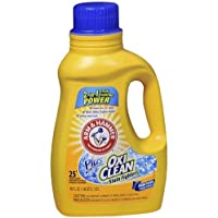 Arm & Hammer Oxi Clean Stain Fighters Concentrated Laundry Detergent Liquid Fresh (45.0 fl oz)