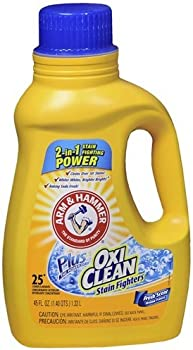 Arm & Hammer Oxi Clean Concentrated Laundry Detergent
