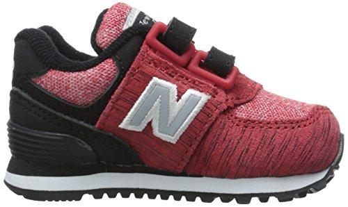 New Balance Kg574 - Zapatillas unisex para niños Red