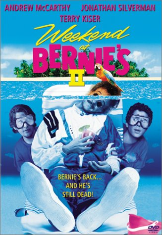 DVD : Weekend at Bernie's 2 (Dubbed, , Widescreen, Digital Theater System)