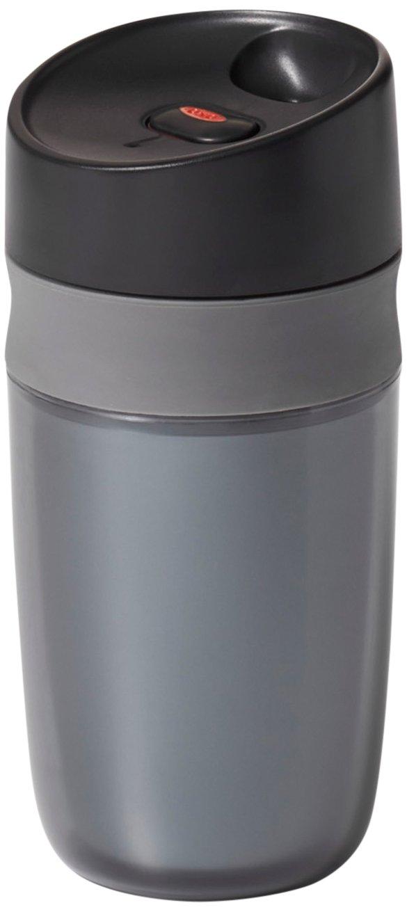 OXO 11148600 Good Grips Mini Travel Mug 10 oz Graphite