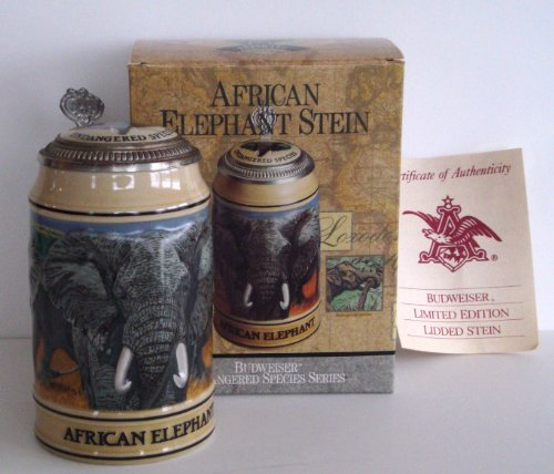 Budweiser Endangered Species African Elephant product image