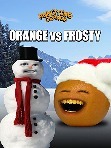 Clip: Annoying Orange vs Frosty the - Frosty Friends Snowman