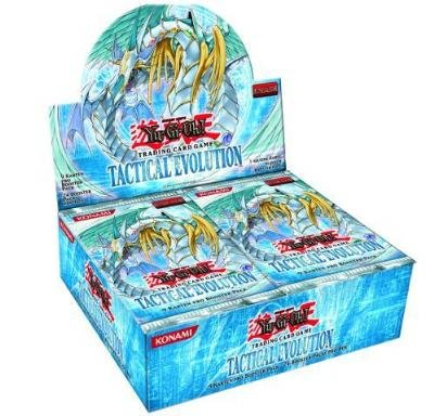 YuGiOh GX CCG Tactical Evolution Booster Pack Box (24 packs) [Toy]