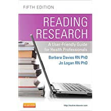 Reading Research, Fifth Canadian Edition - E-Book: A User-Friendly Guide for Health Professionals