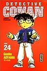 Détective Conan, tome 24 par Aoyama ()