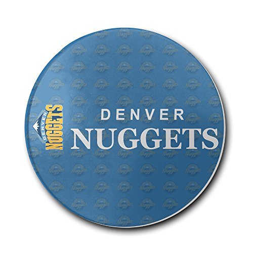 Denver Nuggets Logo Coasters Cork Pat (Denver Nuggets Bag)