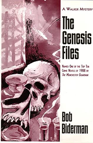 book cover of The Genesis Files