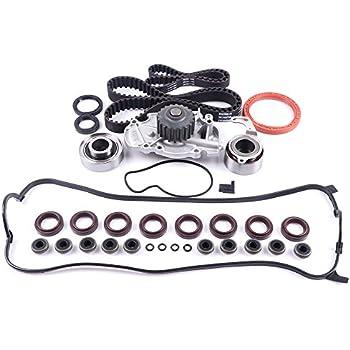 Fit 94-02 Honda Acura 2.2 2.3 Mitsuboshi Timing Belt GMB Water Pump Valve Cover