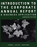 Introduction to the Corporate Annual Report, Stanko and Brian Stanko, 0470836520
