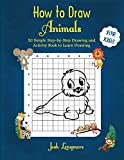 How to Draw Animals For Kids: 50 Simple