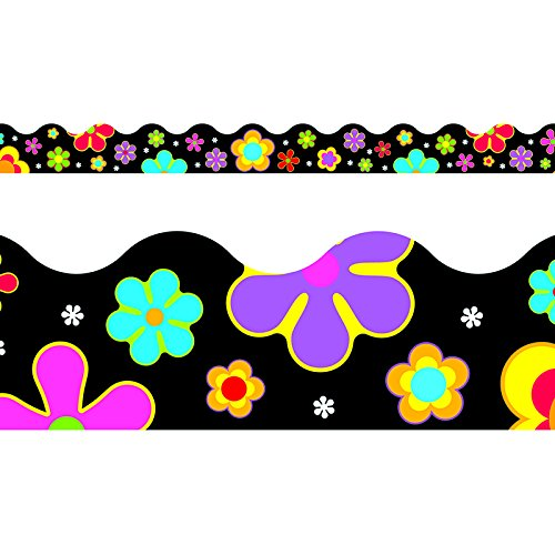 Flower Power Border - 4
