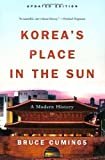 Book cover for Korea's Place in the Sun: A Modern History