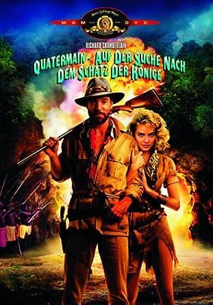 f0a263b8dc23 Quatermain - Auf der Suche nach dem Schatz der Könige  Amazon.co.uk  DVD    Blu-ray