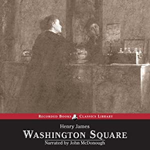 Washington Square (Recorded Books Edition) Audiobook