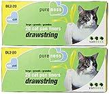 Large Drawstring Valu-Pak Cat Pan Liners, 20