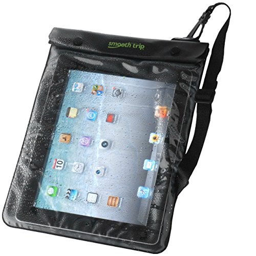 Smooth Trip Waterproof Tablet and iPad Dry-Bag - Talus Wallet