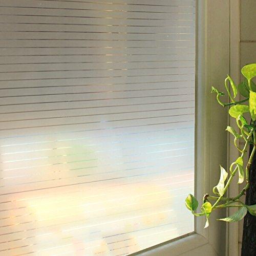 Rabbitgoo 3d pellicole per vetri casa pellicole adesive - Guarnizioni adesive per finestre ...