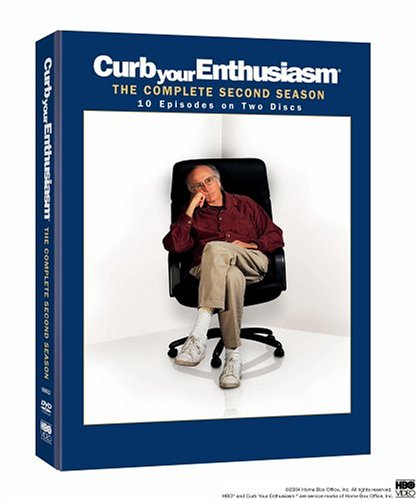 Expert choice for curb your enthusiasm dvd season 2