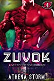 Zuvok: A Science Fiction Romance (Trident Alliance Mail Order Brides Book 4)