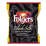 Folgers FOL00019 Black Silk Ground Coffee Fraction Pack, 42 Per Carton