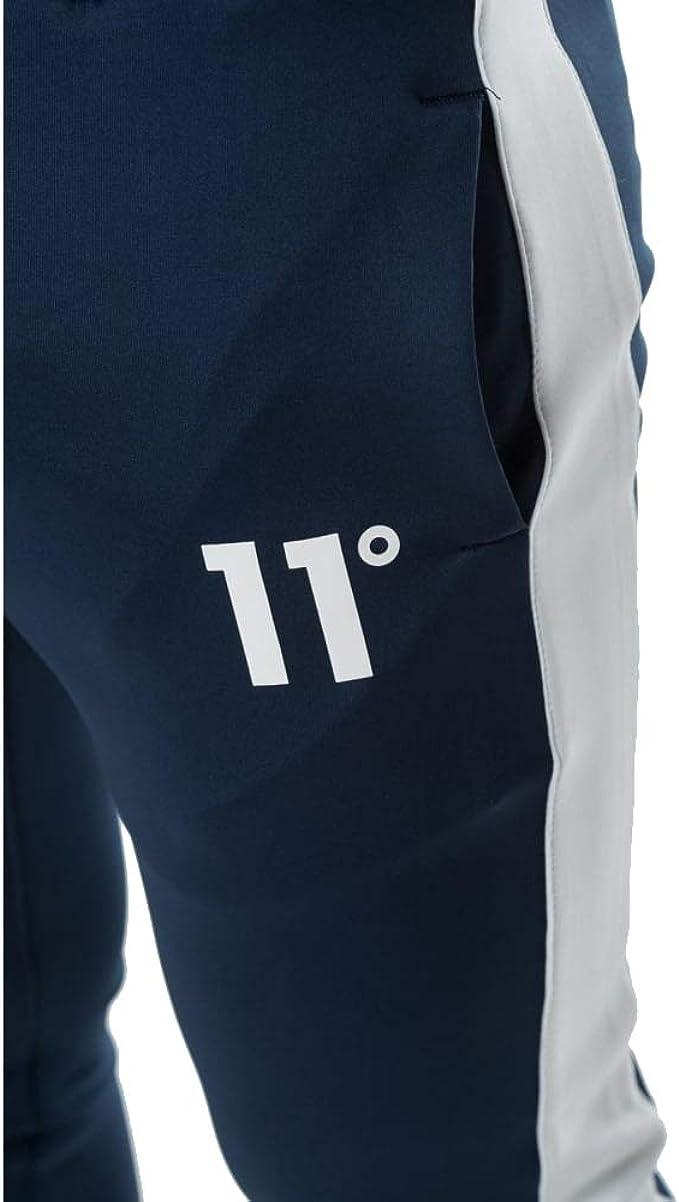 11 Degrees - Chándal - para Hombre Azul Azul Marino X-Large ...