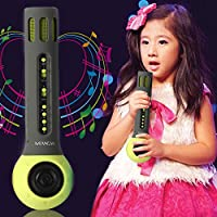 Mianova Kids Wireless Karaoke Microphone