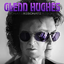 Glenn Hughes - Resonate (CD+DVD) [Japan LTD CD] GQCS-90243