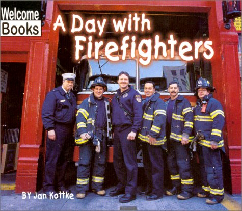 AMAZING FIREFIGHTERS: A Childrens Book About Fire Fighters