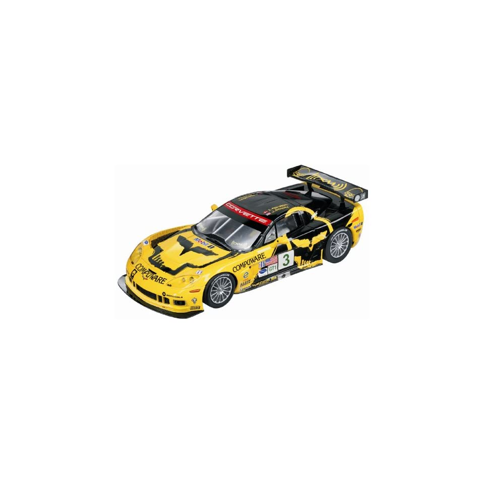 Carrera USA Digital 124, Chevrolet Corvette C6R Bad Boys No.3 Race Car