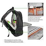 DTBG 15.6 Inch Laptop Backpack Business Backapck