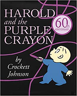 Book Harold and the Purple Crayon