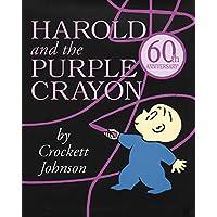 Harold and the Purple Crayon (Purple Crayon Books)