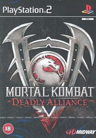 Mortal Kombat: Deadly Alliance (PS2): Amazon co uk: PC