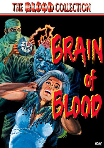 (Brain of Blood (The Blood Collection))