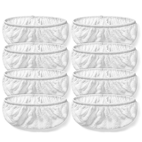 Sh-Wipe TERRY CLOTH MOP COVER FOR SH-MOP, 8 PACK ()