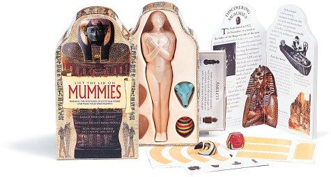 Lift The Lid On Mummies (Lift Lid)