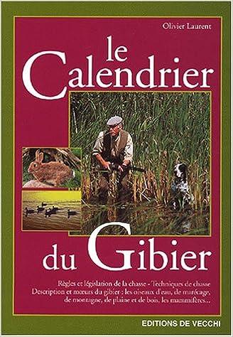 Le Calendrier du Gibier pdf