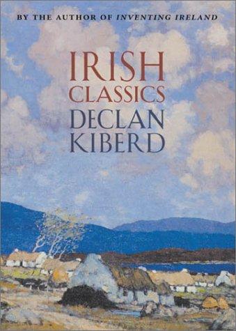 Irish Classics (Convergences) pdf