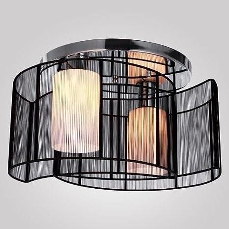 Glighone Lámpara Colgante 40W Lámpara de Techo Luz Moderna Lámpara ...